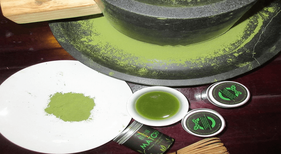 Bột trà xanh matcha Ngọc Trà
