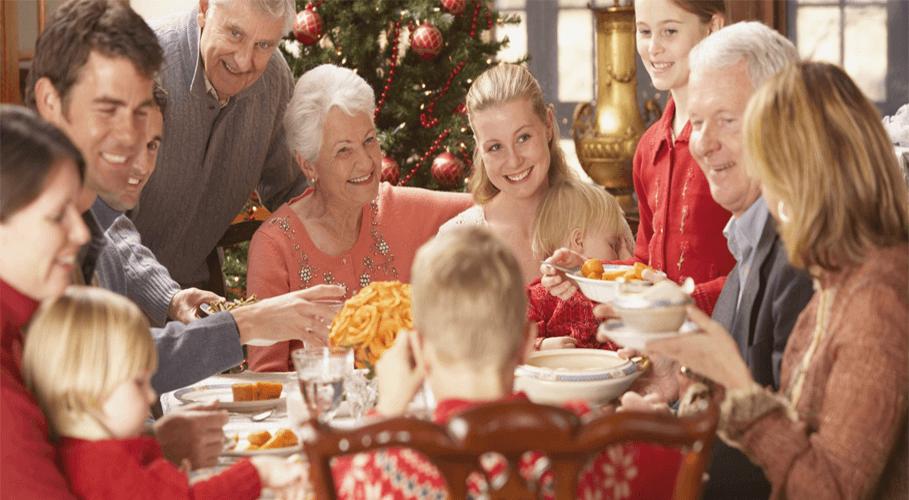 Noel bên gia đình